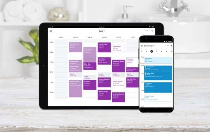Square Appointments app